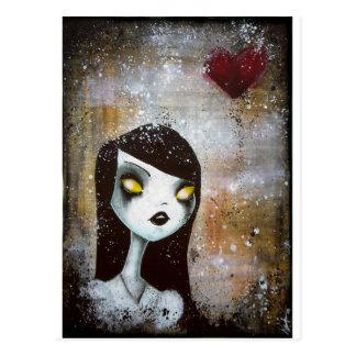 (2008) cartão Hearted frio