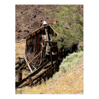 2010-06-26 C Las Vegas (210) desert_cabin.JPG Cartão Postal