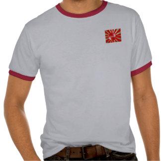 2010 (mudança ao ano em curso) t-shirt da