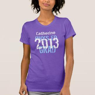2013 ou alguns nomes novos do costume do formando  t-shirt