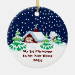 2014 meu Natal Home novo Enfeites De Natal