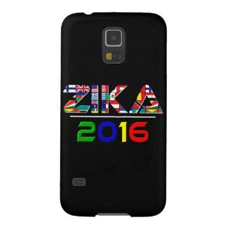 2016 ZIKA CAPA PARA GALAXY S5