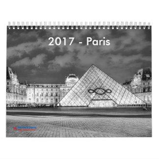 2017 calendário - Paris (informação cultural