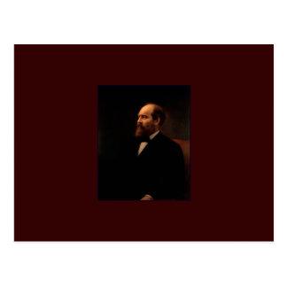 20 James A. Garfield Cartões Postais
