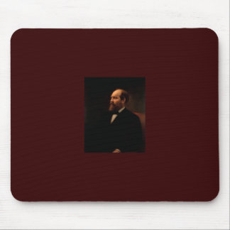 20 James A. Garfield Mouse Pad