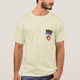 20o Camisa da aba do ZOMBI da brigada do