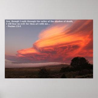 23:4 dos salmos posteres