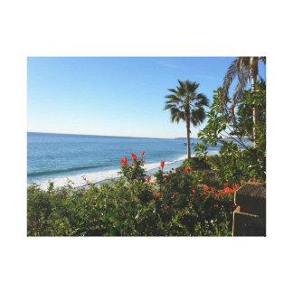 "24"" x 18"", 1,5"" praia de San Clemente"