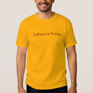 24hours funky camisetas