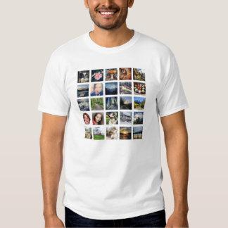 25 fotos de Instagram T-shirts