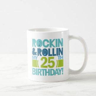 25o Ideias do presente de aniversário Caneca De Café