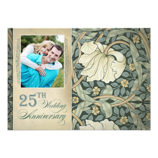 25os convites da foto do aniversário