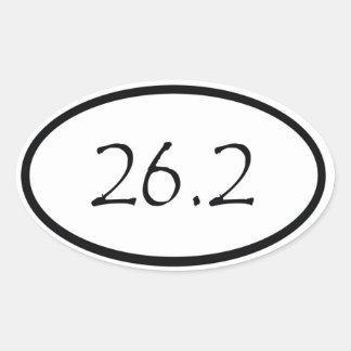 26,2 ADESIVO OVAL