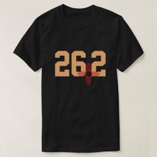 26,2 Camisa de Zia do corredor