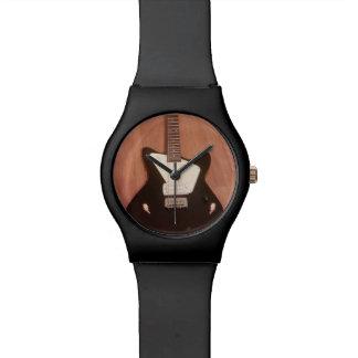 28 de maio relógio de pulso da guitarra
