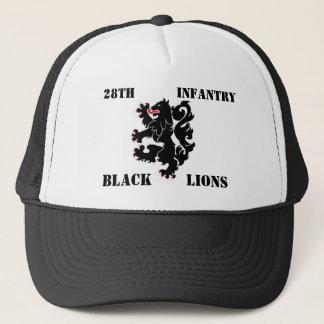 28o Inf. Boné preto dos leões
