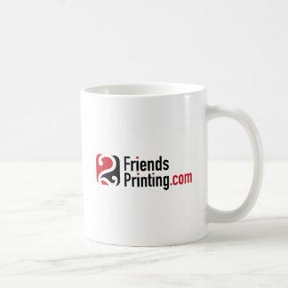 2 amigos que imprimem a caneca