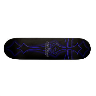 2 cruzes skateboard