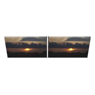 2 impressões esticados pequenos das canvas do por  impressão de canvas esticadas