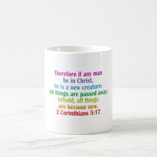2 ingleses do 5:17 dos Corinthians Caneca