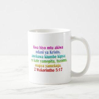 2 suaílis do 5:17 dos Corinthians Caneca