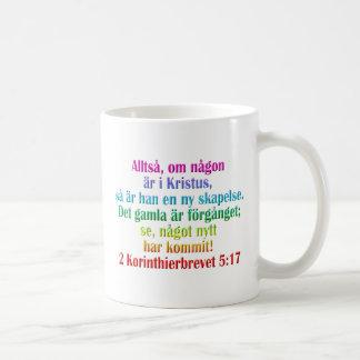 2 sueco do 5:17 dos Corinthians Caneca