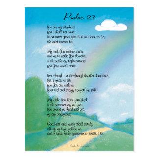 2ó Cartão do salmo