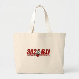 302BJJ/Muay tailandês Sacola Tote Jumbo