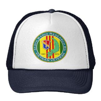 313th Bn do RR - ASA Vietnam Bonés