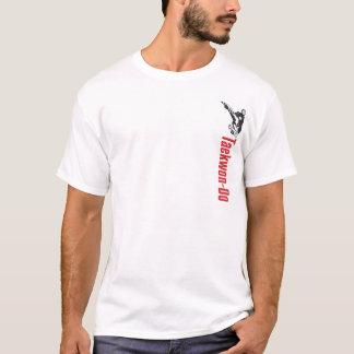 328-1 AKTA Taekwon-Fazem camisa Tshirt