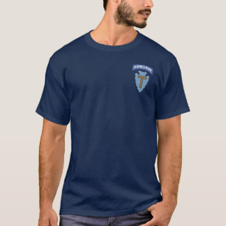36th T-shirt (transportados por via aérea) da Camiseta