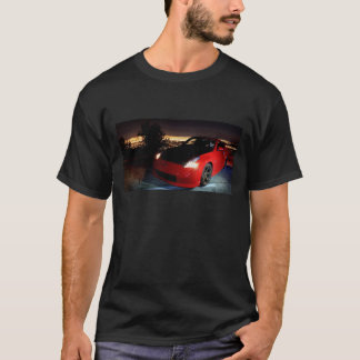 370Z acima de Los Angeles Camiseta