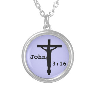 3:16 de John Colar Banhado A Prata