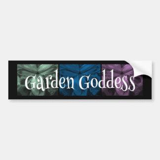 """3 íris: Do """"cores Forest2 legal da deusa jardim"""" Adesivo Para Carro"""