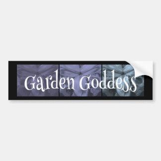 "3 íris: Do ""cores Frost1 legal da deusa jardim"" Adesivo Para Carro"