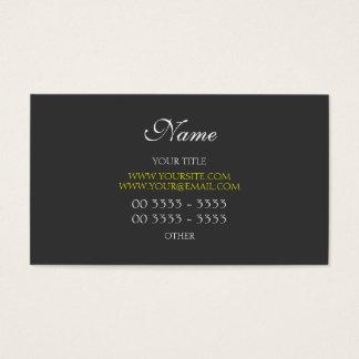 3 modernos e elegantes profissionais cartão de visitas