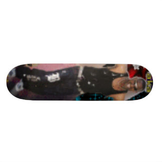 3d, 3d, FUNK de B Shape De Skate 18,4cm