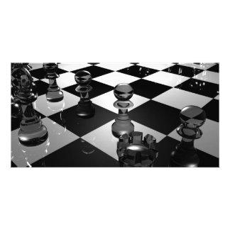 3d_chess_board_wallpaper_3d_models_3d_wallpaper_19 cartão com foto