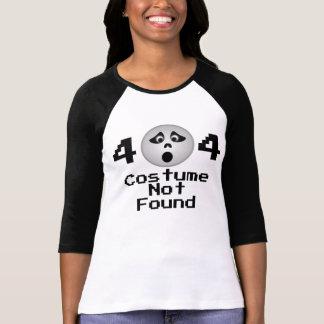 404: Traje não encontrado Camiseta