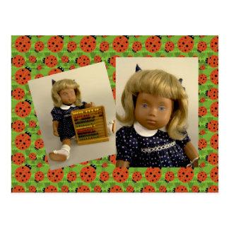 42202 Götz criança Esther cartão postal