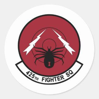 425th Esquadrão de lutador Adesivo