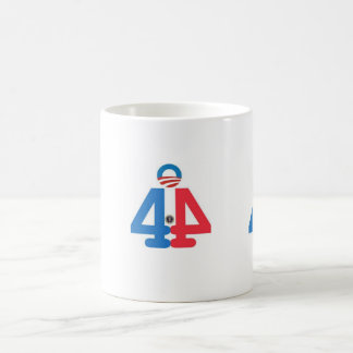 44o PRESIDENTE da caneca dos E.U. Barack Obama