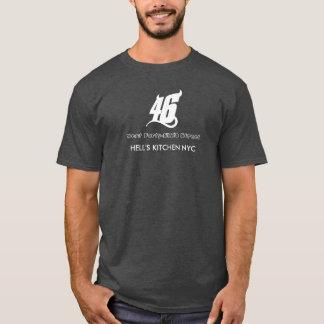 46TH RUA - DISTRITO da COZINHA dos INFERNOS Camiseta