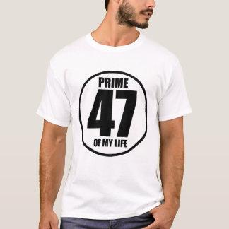 47 - prima de minha vida camiseta