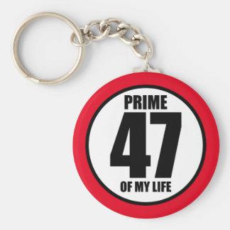 47 - prima de minha vida chaveiro