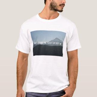 49th paralela - T de Tantalus da montagem Camiseta