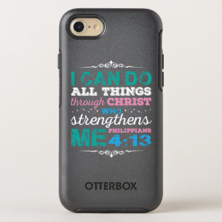4:13 dos Philippians de Otterbox para Iphone 6/6s Capa Para iPhone 7 OtterBox Symmetry