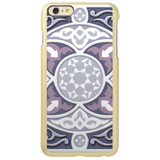 4 sentidos - prata & lavanda capa incipio feather® shine para iPhone 6 plus