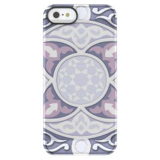 4 sentidos - prata & lavanda capa para iPhone SE/5/5s permafrost®