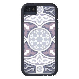 4 sentidos - prata & lavanda capas para iPhone 5